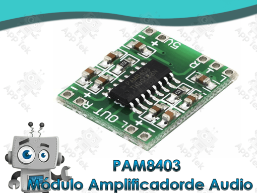 foto_PAM8403 Módulo Amplificador de Audio_1