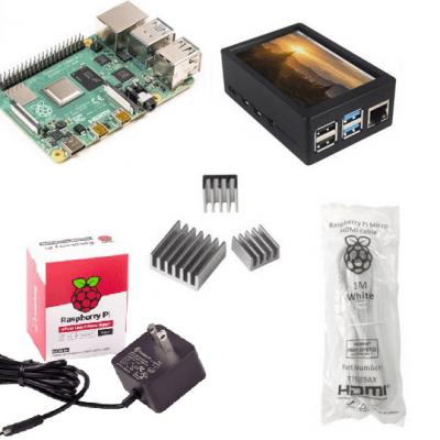 Kit-Raspberry-Pi-4-carcasa-con-pantalla-3.5-fuente-HDMI
