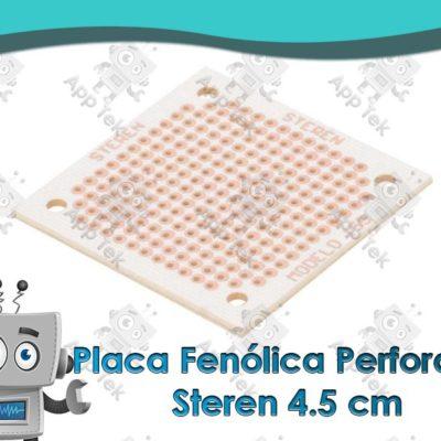 Placa steren 4.5 cm